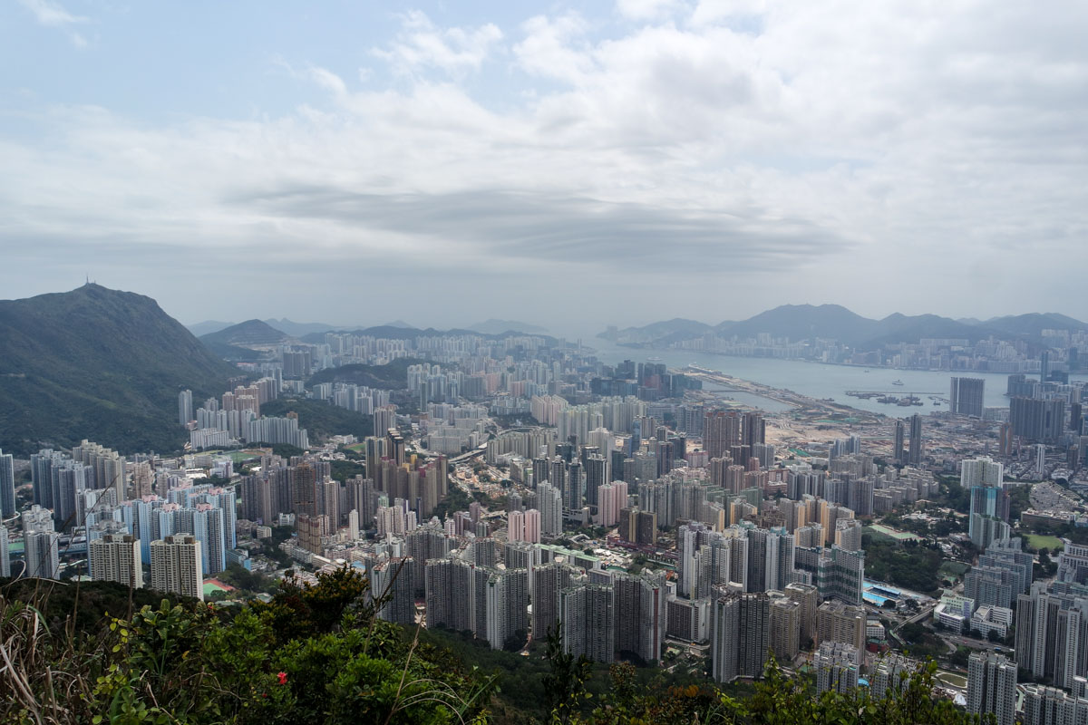 lion rock hong kong